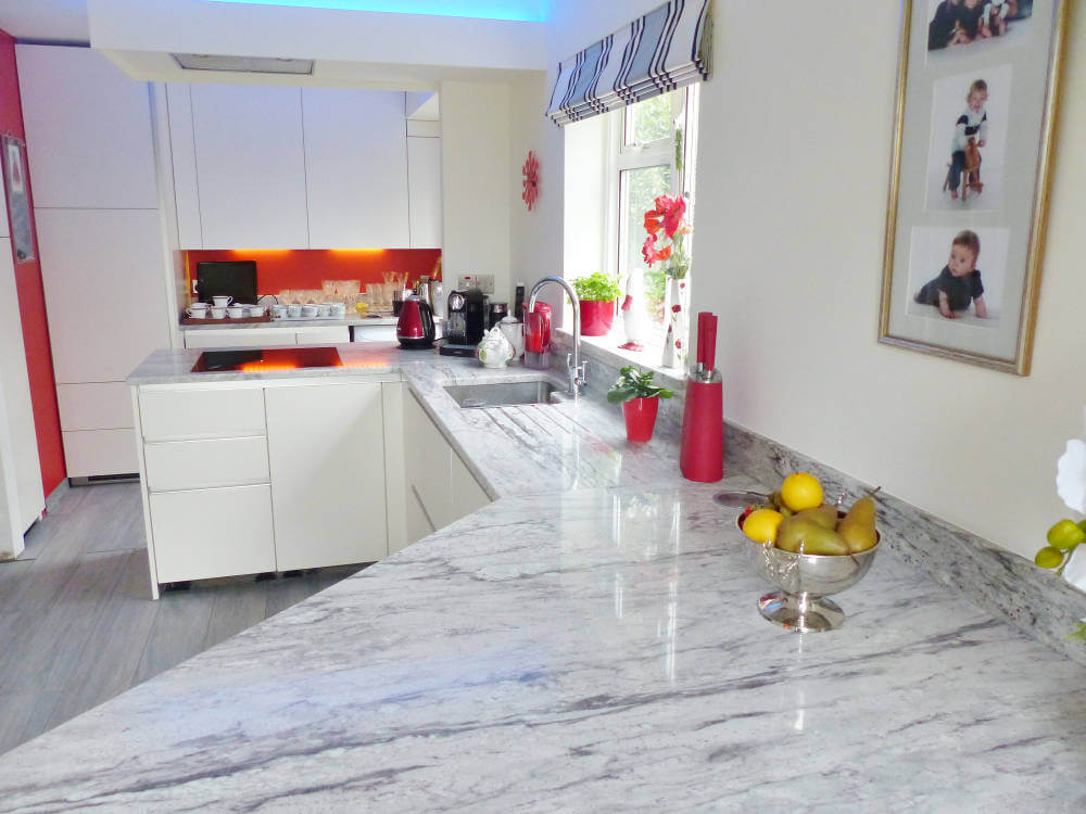 Granite kitchen worktop kent.