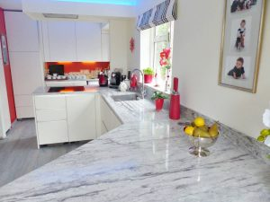 Granite kitchen worktop - Kent