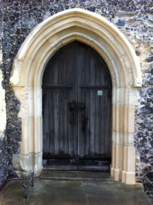 Church Doorway
