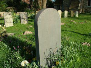 JF Stoneworks - memorial stone
