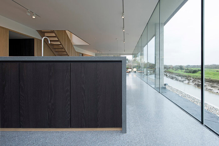 JF Stoneworks Grand Designs kitchen